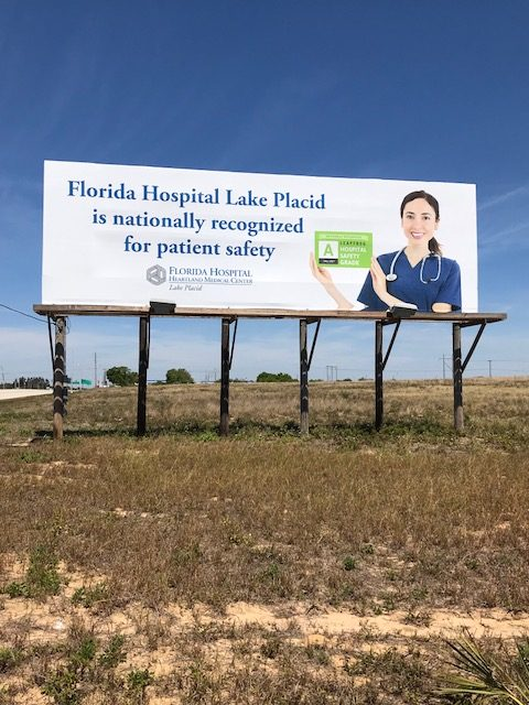 Outdoor-Advertising-FL-Hospital-Oct-6-19-5- Sign #156.1 RHR CU