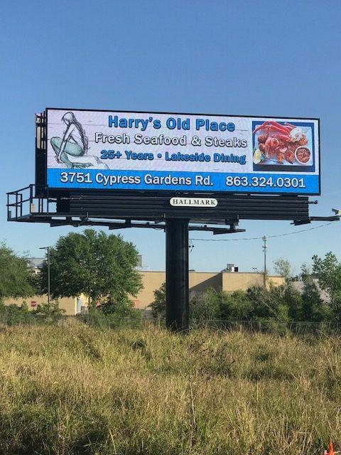 Outdoor-Advertising-10 - Sign #154 RHR Harrys