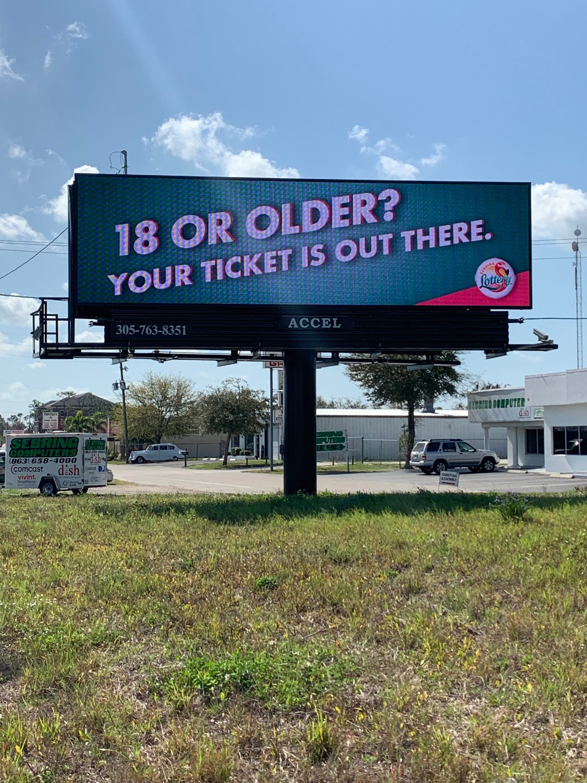 Outdoor-Advertising-Sign #201 - FL Lottery PoP-2 -- 2-24-19